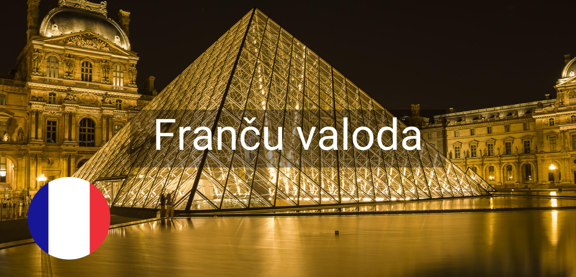 Franču valodas kursi valmiera vidzeme attālināti
