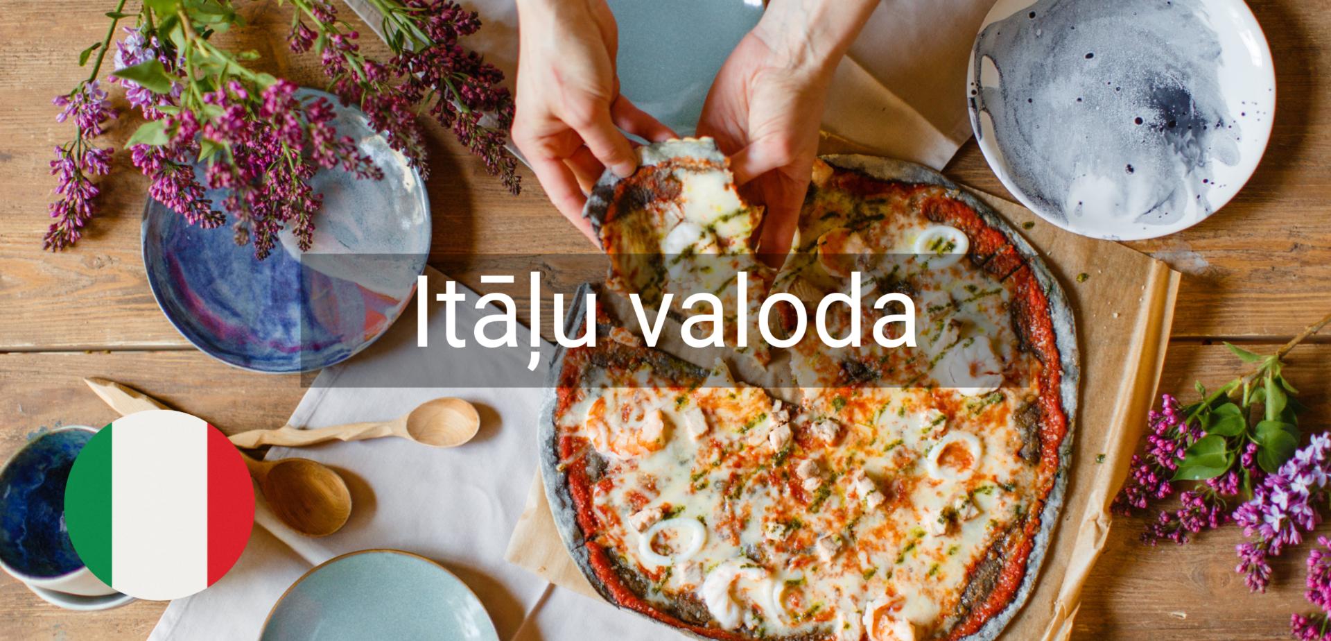 Itāļu valoda valmiera