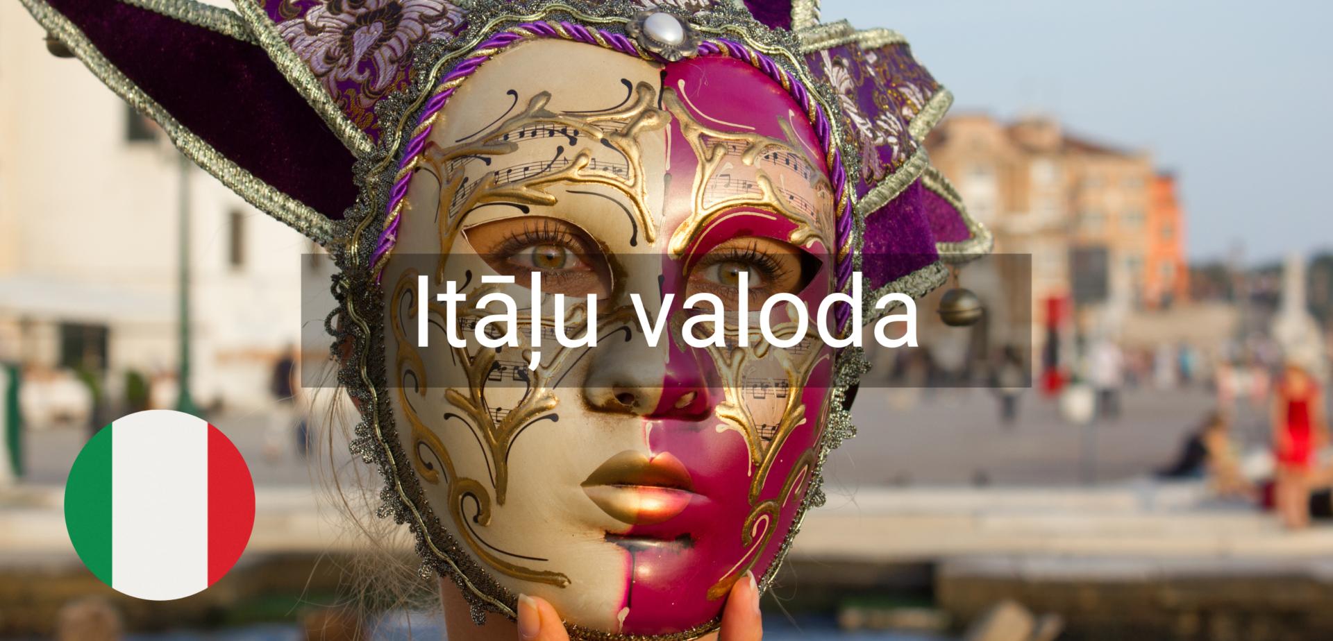 Itāļu valodas kursi valmiera grupas