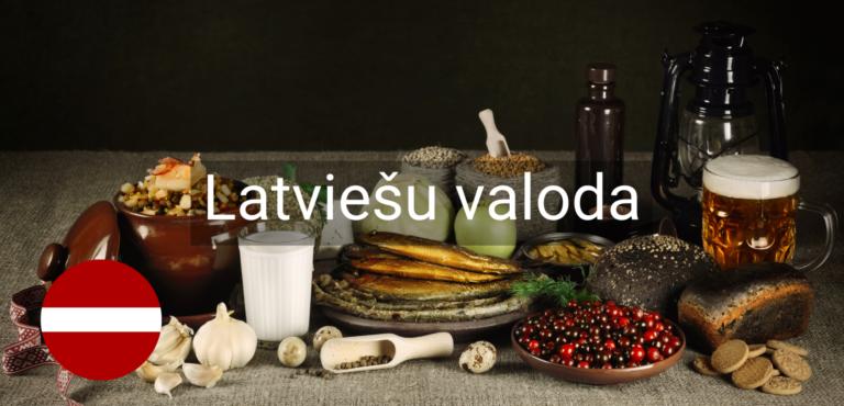 Latviešu valodas apguve valmiera vidzeme latvija