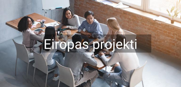 Valodu Mape Eiropas projekti (2)